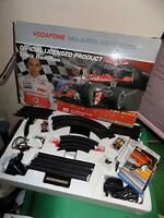 MICRO SCALEXTRIC Vodafone McLaren Mercedes Lewis Hamilton Official Racing Set