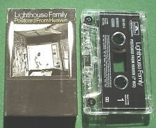 """Lighthouse Family Postcard From Heaven (7"""" Mix) + Cassette Tape Single - TESTED"""
