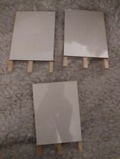 3 X Small Draw Erase Boards Lot