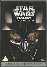 Star Wars Trilogy Bonus Material DVD FREE SHIPPING