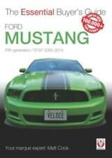 The Essential Buyer's Guide Ford Mustang 5th generation/S197 2005-2014