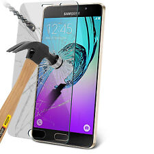 100% Genuine Tempered Glass Film Screen Protector fit for Samsung Galaxy A3 2015