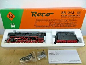 Roco H0 14126A Trailing Tender - Steam Locomotive Br 43 315 the Dr AC Boxed