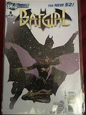 Batgirl #6 Adam Hughes Cover