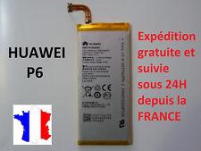 Batterie interne neuve pour HUAWEI Ascend P6 -  réf : HB3742A0EBC