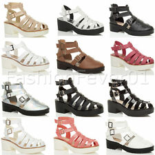 Unbranded Block Heel Ankle Straps Shoes for Women