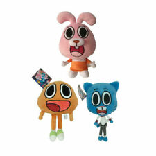 The Amazing World Of Gumball Plush Toy Figures Soft Stuffed Dolls For Kid Gift Q