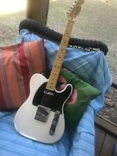 Squier Classic Vibe '50s Telecaster Vintage Blonde w/ Upgrades & Hardshell Case
