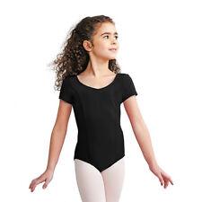 Justaucorps de Danse manches courtes fille Capezio Mc400c en 8/10 ans