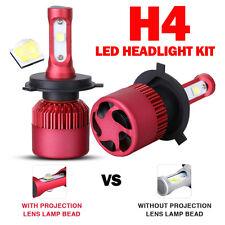 CREE 480W 48000LM H4 9003 HB2 LED Headlight Light Bulbs Hi-Low Beam 6000K White