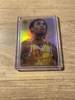 KOBE BRYANT - 1998 Collector's Edge Authentic Ball Relic - LAKERS