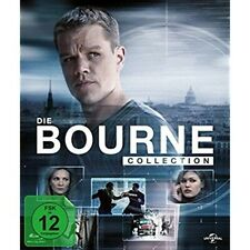Bourne Collection 1-4 (digibook) Universal Pictures