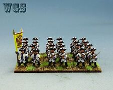 15mm SYW Seven Years War WGS Painted Austrian Musketeer Battalion AA3