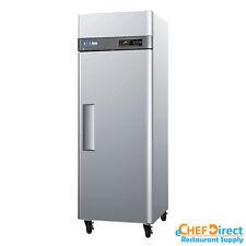 "Turbo Air M3R19-1 25"" Single Door Reach-In Refrigerator"