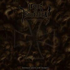 ICONS OF BRUTALITY-BETWEEN GLORY AND DESPAIR-CD-death-metal-asphyx-bodyfarm