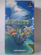 SNES Spiel - Secret of Mana 2 / Seiken Densetsu 3 (Jap Import) (OVP) 10634868