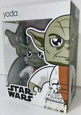 Star Wars Action Figure Yoda Mighty Muggs 6 inch Hasbro Disney Toy