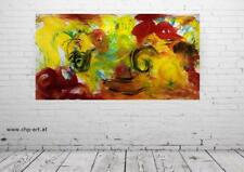 Großes Acryl Gemälde XXL Modern CHP 817 Handgemalt Bild Kunst Abstrakt 160x90cm