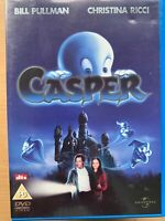 Casper DVD 1995 Friendly Ghost Family Feature Film Movie