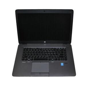 "HP EliteBook 850 G2 15.6""  Laptop Intel i7-5600U CPU 8G RAM 500G SSD Win 10 Pro"