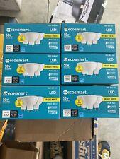 6x 3 PK 18 EcoSmart 50W Equiv. Bright White MR16 GU5.3 Dimmable LED Light Bulb