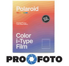 POLAROID COLOR I-TYPE FILM WAVES EDITION / OneStep2 , Onestep+ , NOW