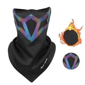 Useful Windproof Winter Cycling Headwear Warm Fleece Balaclava Face Bandana Hat