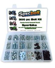300pc Bolt Kit Honda CBR 600RR 900RR 1000R 929 954 1100XX 1000F 600F 600SE 650F