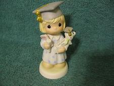 Precious Moments Figurine/2001/All-Star Graduate (item# S396)