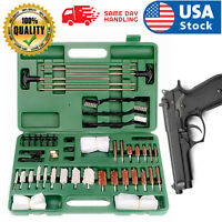 Universal Gun Cleaning Kit Hunting Handgun Shot Gun Cleaning Kit for All Guns