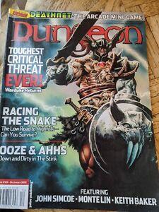 Dungeon Magazine  New  Issue # 105 December 2003