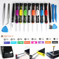 Repair Tool Kit Screwdrivers For iPhone samsung sony htc Pry 16 in 1 Kit Tools
