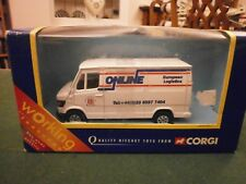 Corgi Classics Mercedes 207 D Van with Online European Logistics Decals