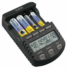 La Crosse Technology BC1000 Alpha Power Battery Charger Tester NiMH NiCd AA AAA
