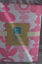 Pottery Barn Teen FLOWER CHAIN Twin Duvet Cover ~ NEW ~