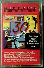 Nipper's Greatest Hits: The 30's, Vol. 1:  (Cassette, 1990, RCA/BMG) NEW