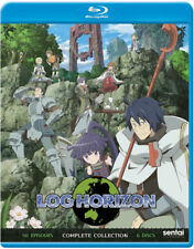Log Horizon: Complete Collection Blu-ray