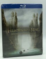Lord of the Rings: Fellowship of the Ring [2012] Blu-ray+DVD*+Digital, Extended