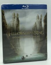 Lord of the Rings: Fellowship of the Ring (Blu-ray+DVD+Digital, 2012; Extended..