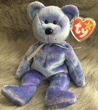 RARE CLUBBY II Beanie Baby Retired '99 1st version 4 ERRORS
