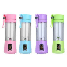 Portable Blender, Shakes and Smoothies Mini Juicer Cup USB Rechargeable