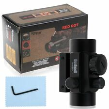 1x 40RD Tactical Holographic Reflex Green Red Illuminated Dot Sight Scope SA