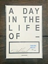 Torbjorn Rodland - A Day in the Life (2009) SIGNED AND NUMBERED