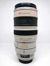 Canon Ef 100-400 mm F 4,5-5,6 L IS USM