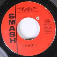 50'S & 60'S 45 The Angles - Snowflakes And Teardrops / Wow Wow Wee (He'S The Boy
