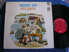 Boyd Raeburn/Fraternity Rush/Tatoo Cover/DG LP/6 Eye/Columbia CL 957/EX+ to M-