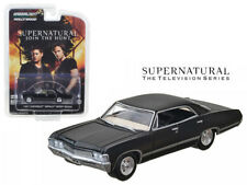 "1967 Chevrolet Impala Sedan 4 Doors Black from ""Supernatural"" (2005) TV Series 1"