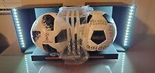Adidas Fifa 18 World Cup Premium Game Ball #402 Led Light Up Display Cw5053