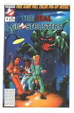 Now Comics THE REAL GHOSTBUSTERS #1-28 - high grade plus one script & art proof.