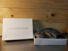 Trendywigs Grey Silver Long Hair Wig